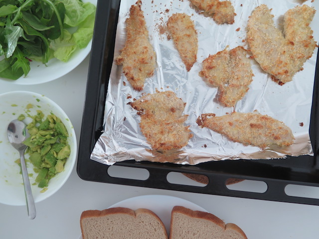 Healthy Chicken Schnitzel Recipe